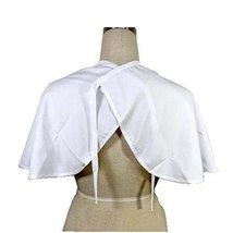 Professional Salon Client Gown Short Cloth, Hair Salon Smock for Clients image 2
