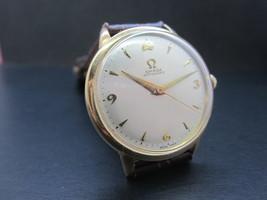 Collectible Vintage Omega Bumper Half Automatic Men Watch  - $999.00