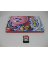 Kirby Star Allies COMPLETE (Nintendo Switch, 2018) Case + Game Cartridge - $49.99