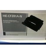1PK CF281A Black Toner cartridge For HP 81A LaserJet Enterprise M605n M606x - $26.58