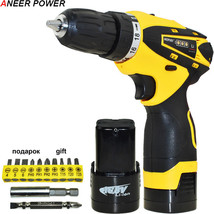 ANEERPOWER® 16.8v 1.5Ah Battery Capacity Multifuctional Cordless Screwdr... - $67.90+