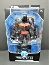 McFarlane Batman - Hellbat Suit Armored 7-Inch Wave 1 Action Figure  - $31.70
