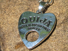 FREE with 100.00 purchase OUIJA PLANCHETTE NECKLACE - $0.00