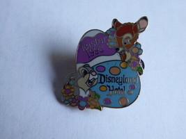 Disney Trading Pins  8737 Disneyland Hotel Easter 1998 (Bambi & Thumper) - $18.58