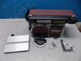 "Professional Combo Belt/Disc Sanding Machine 4"" x 36"" Belt 6"" Disc #3273... - $198.00"