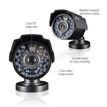 Swann PRO810 SRPRO-810ACAM 720P HD CCTV Bullet Camera 85ft Night vision  - $79.99