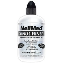 Sinus Rinse 16oz Extra Large Bottle - $8.52