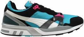 Puma Trinomic XT 2 Scuba Blue/Black-White 355868 10 Men's Size 11 - $90.00