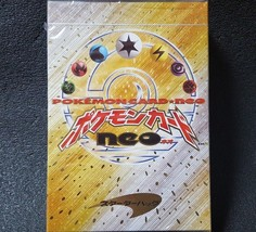 POKEMON CARD neo 2000s Pokemon Card Starter Pack Card Game Japan - $45.52