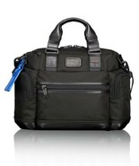 BRAND NEW TUMI Alpha Bravo Brooks Slim Laptop Briefcase Black Ballistic ... - $197.99