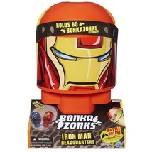 Bonkazonks Marvel Iron Man Headquarters New - $13.81