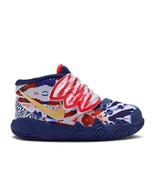 """NIKE KYRIE KYBRID S2 """"WHAT THE USA"""" INFANT SIZE 7.0 C TO 9.0 C PATRIOTIC... - $119.99"""