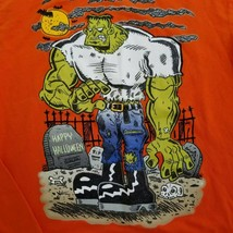 Childrens Place Boys Long Sleeve Halloween Monster T-shirt Size 10/12 - $10.45