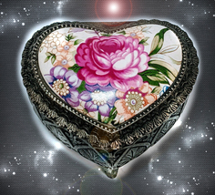HAUNTED BOX ALEXANDRIA'S DIRECT YOUR LOVE TO YOU HIGHEST LIGHT OOAK MAGICK - $10,077.77