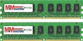 MemoryMasters 4GB (2X2GB) DDR2 Memory for Dell Precision T3400