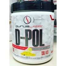 Purus Labs D-Pol Powder Test Booster, 30 Servings, Fresh Squeezed Lemonade - $25.09
