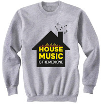 House Musical - New Cotton Grey SWEATSHIRT- All Sizes - $33.13
