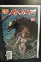 #9 Red Sonja Dynamite Entertainment Comic Book D795 - $3.36