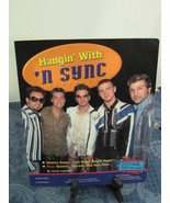 Hangin' with Britney / Hangin' with 'N Sync Flip Book Scholastic Unautho... - $10.00