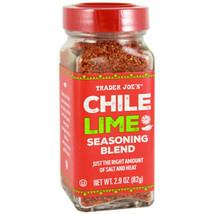 Trader Joe's Chile Lime Seasoning Blend, 2.9 oz - $7.91