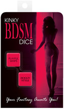 Sex Dice Game Kinky BDSM  Adult Games by Kheper Games - $9.89
