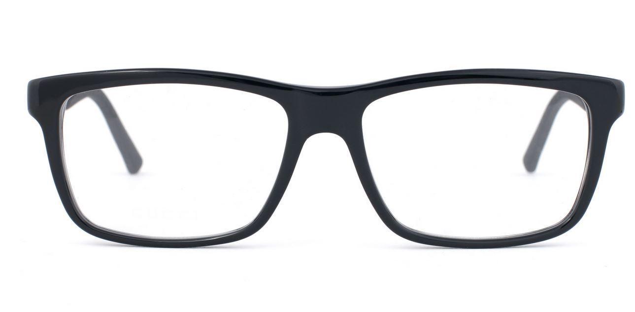 f57be190cd6 Brand new Gucci GG1045 N 544 Black eyeglasses frame 55-16-145mm
