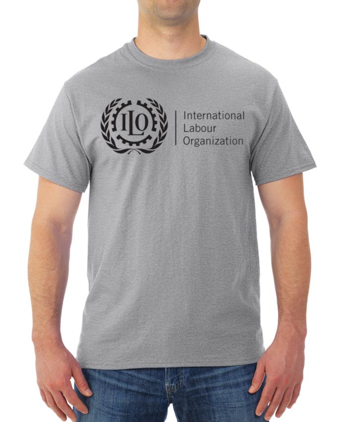ILO International Labour Organization T-shirt - $15.99