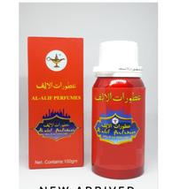 Al Alif Gulab e Oud Perfume Concentrated Oil Attar Fragrance Bottle 100 ml - $36.99