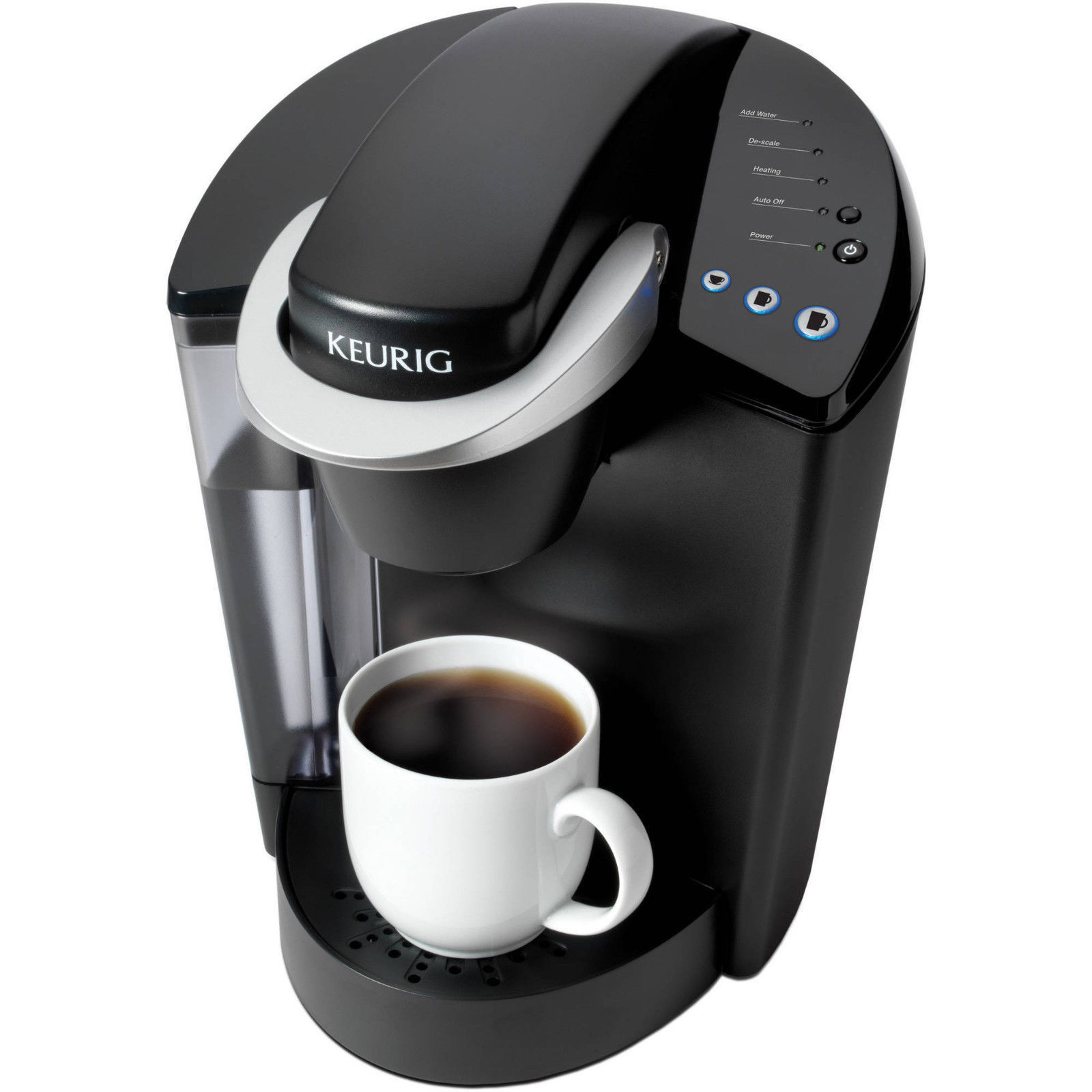 Used, Keurig K55 Single Serve Programmable K-Cup Pod Coffee Maker, Black for sale  USA
