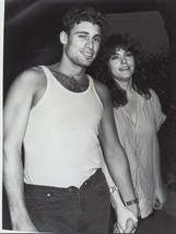 Ingrid Anderson / Steven Bauer - professional celebrity photo 1987 - $6.85