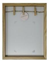 Stecktafel Kiste 15.2cm X 10.2cm Holz Aufhängung Bilderrahmen - $6.83