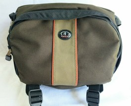 LikeNEW Tamrac Rally 58 Camera Bag Fanny Pack Hip Pack Brown / Tan Canon... - $35.00