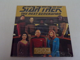 ORIGINAL Vintage SEALED 1993 Pocket Books Star Trek TNG Next Generation ... - $18.49