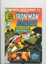 Marvel Super-Heroes #30, (Comic - Apr. 1971) (Vol. 1) [Comic] [Jan 01, 1971] - $6.86