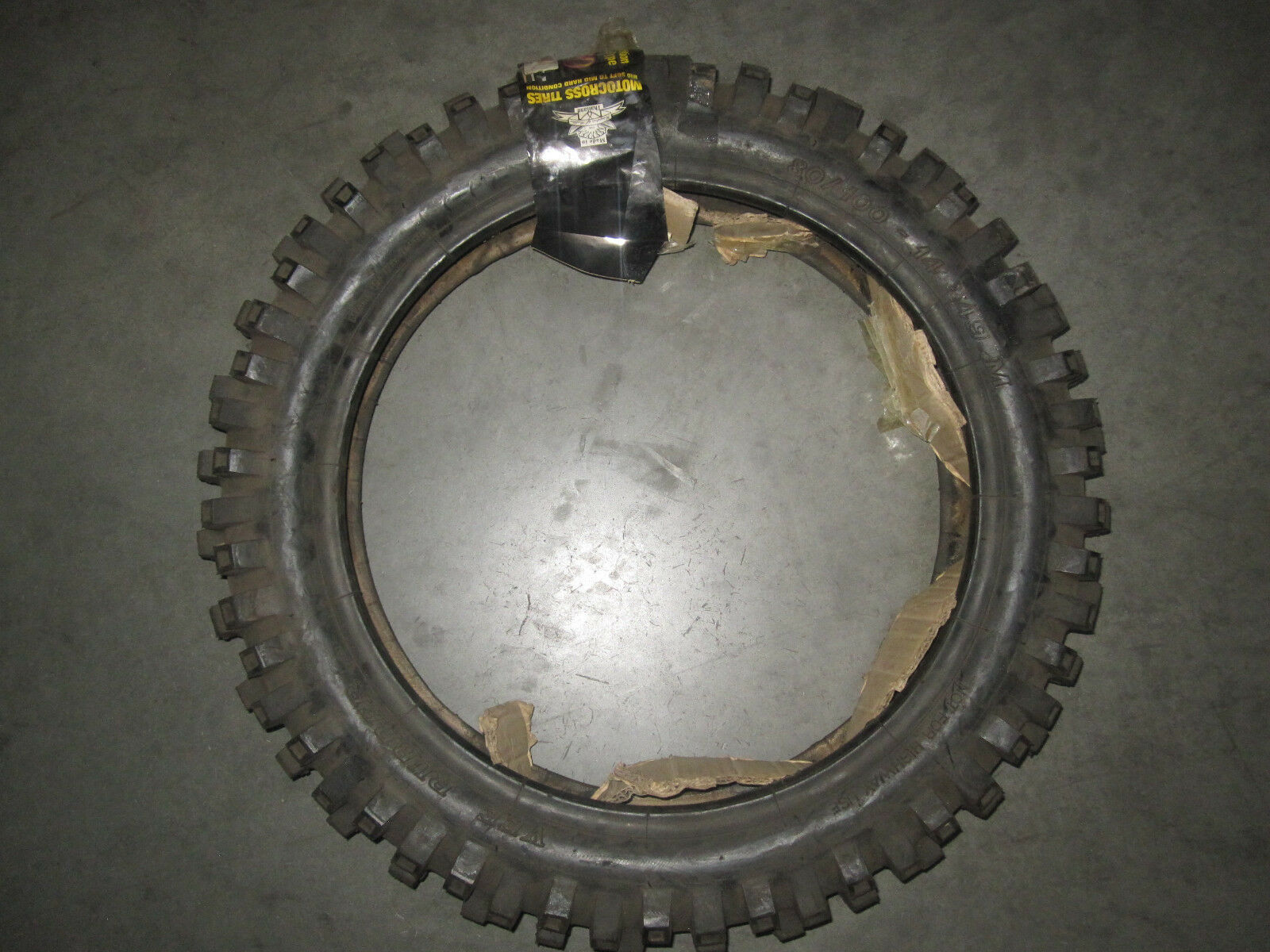 VEE RUBBER REAR TIRE TUBE 80/100-14 49M SUZUKI RM80 RM85 DRZ125