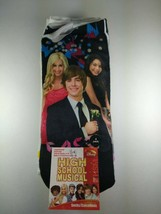 4 Pack Ankle Socks Size Large Disney High School Musical Prom Night Wild Cats - $12.99