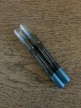 2 x Jordana 12 Hr Made to Last Eyeshadow Pencil Aqua Last #06 Sealed Lot of 2 - $9.79