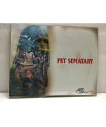 Pet Sematary 8x10 Bam Box Horror Art Print Signed by artist DED /2000 - $11.35