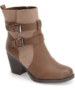 Transform Taupe Bootie Naturalizer Size 8.5 - $34.90