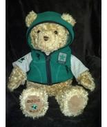 """Gund Wish Bear Hope 26"""" Stuffed Brown Teddy Plush Toy 2000-2001 Limited ... - $29.97"""