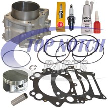 Yamaha Grizzly 660 660cc Standard Bore Cylinder Piston Gasket Kit Set 20... - $169.95