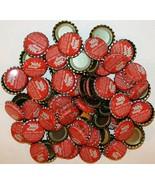 Soda pop bottle caps Lot of 100 NEHI ORANGE plastic lined unused new old... - $24.99