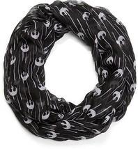 Star Wars Rebel Logo Leicht Infinity Schal - $70.44