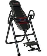 Health Gear ITM4.5 Adjustable Heat & Massage Inversion Table - Heavy Dut... - $202.35