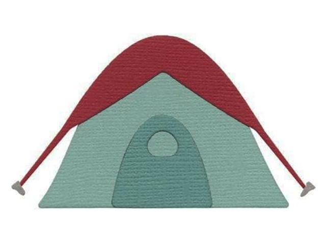 QuicKutz Tent Die #REV-0286-S
