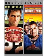 The Longest Yard - (1974 & 2005 Version)  Double Feature  - $3.98