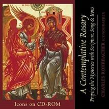 A Contemplative Rosary CD-ROM by Bob Hurd  - $24.98