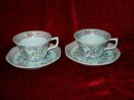 Adams Singapore Bird set of 2 cups and saucers - $7.87