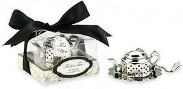 Kate Aspen Teapot Tea Infuser Wedding Favor - $19.75
