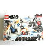 LEGO Star Wars Action Battle Echo Base Defense 75241 Disney New 504 pieces  - $39.99